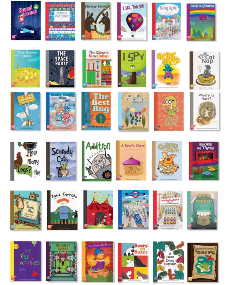 ORIGO Big Books Full Set (Years F-2)